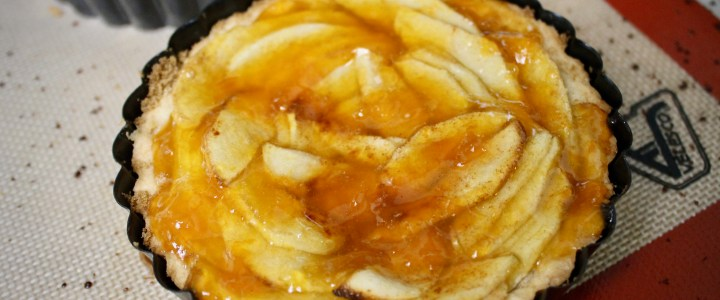 16-8: French Apple Pie