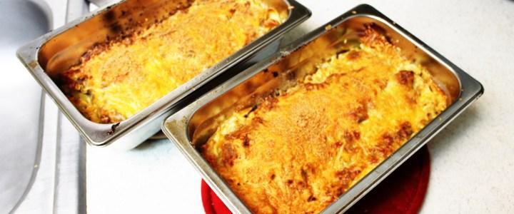 12-33: Individual Beef Lasagna