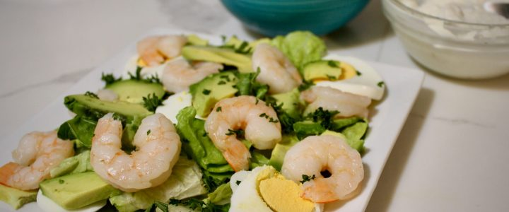 2-21: Shrimp Salad