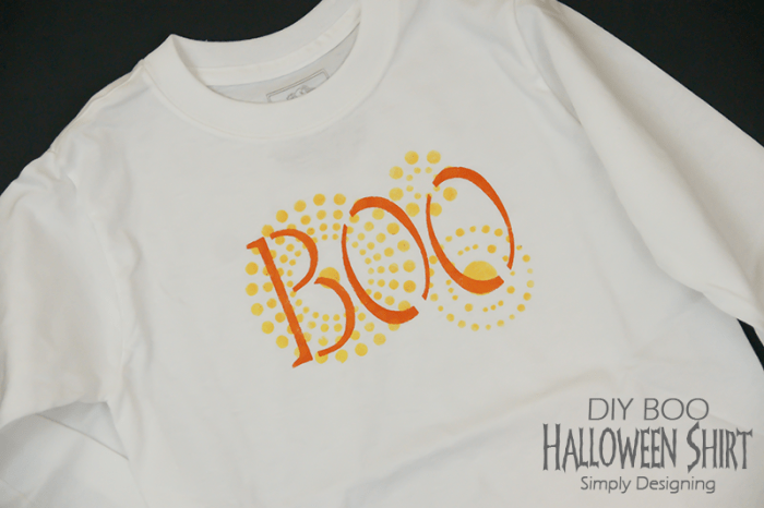 DIY Halloween Shirt