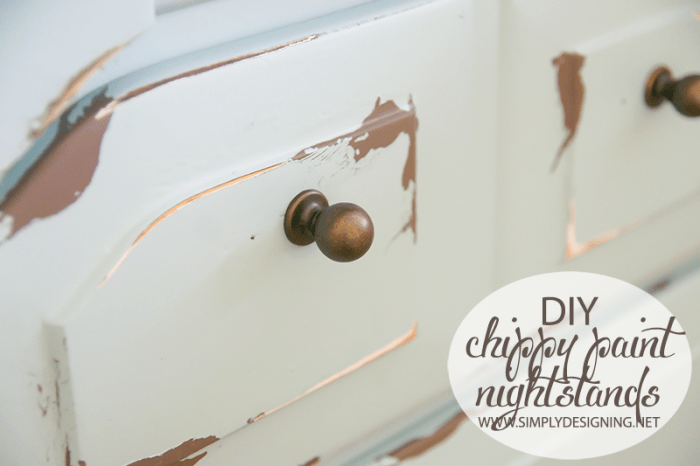 Knobs  | #diy #paint #furniture