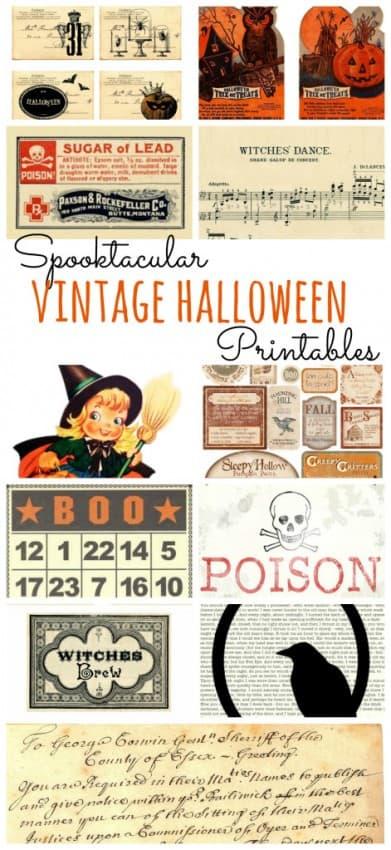 spooktacularhalloweenprintables