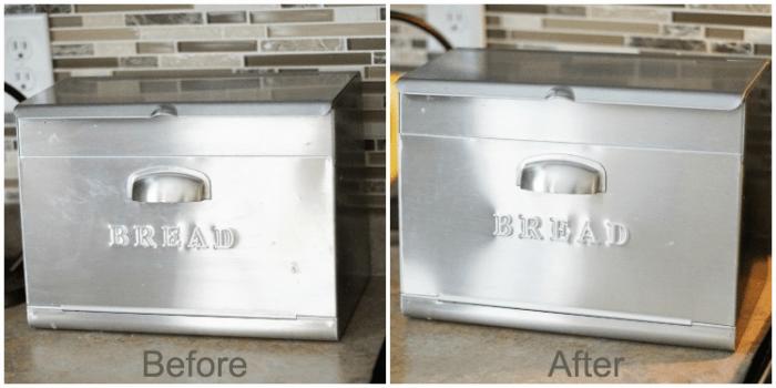 Kitchen Trash Can White Plastic