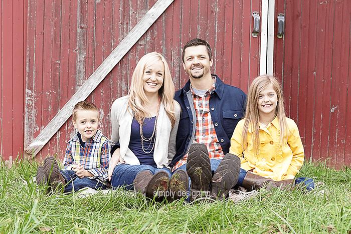 Family Photo Sitting