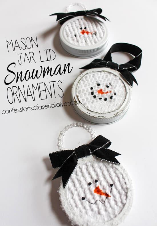 Mason-Jar-Lid-Snowman-Ornaments-2
