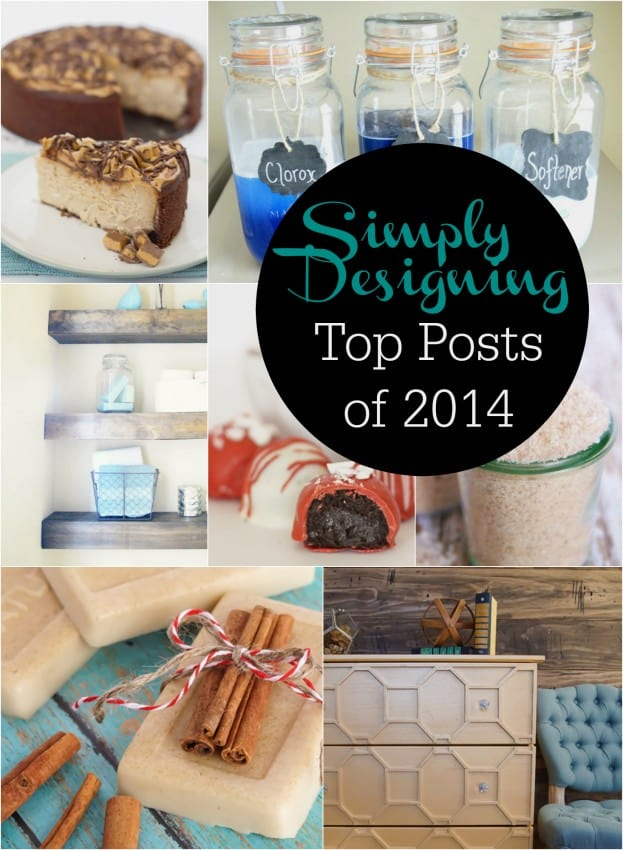 Simply Designing Top Posts of 2014