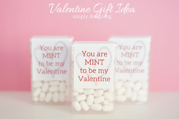 You are MINT to be my Valentine