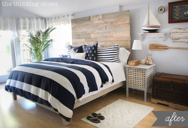 Nautical Master Bedroom