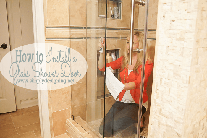 How to Install a Shower Door