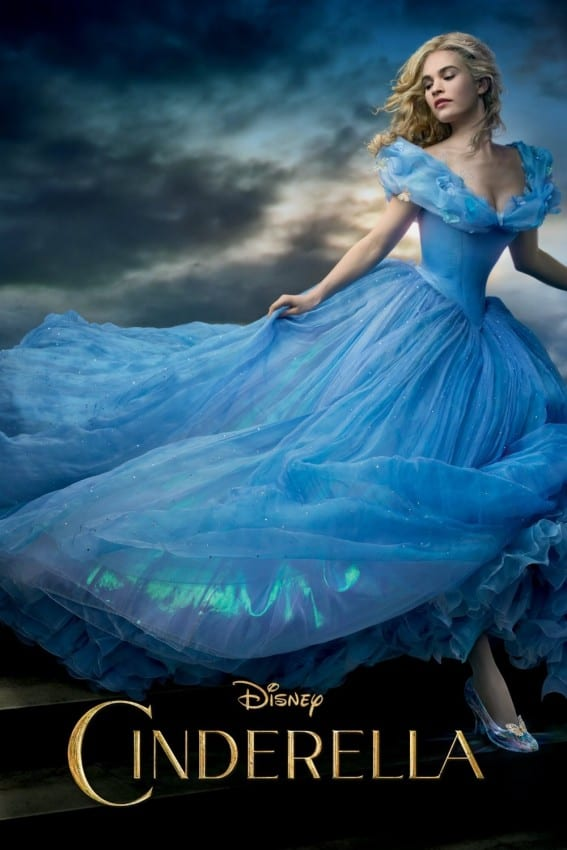 Cinderella 2015 movie
