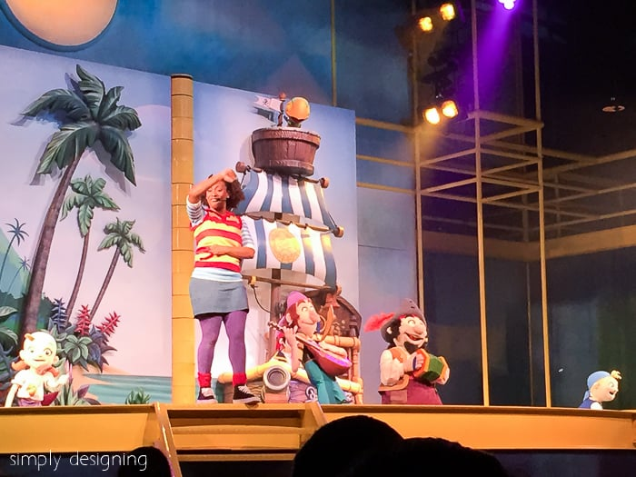 Disney Junior Show at Hollywood Studio