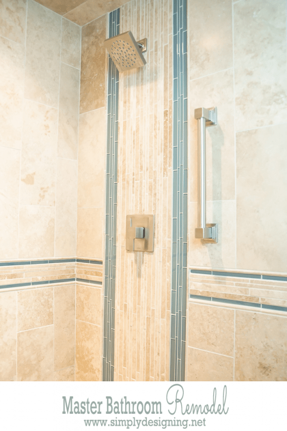 Luxury Master Bathroom Remodel Shower