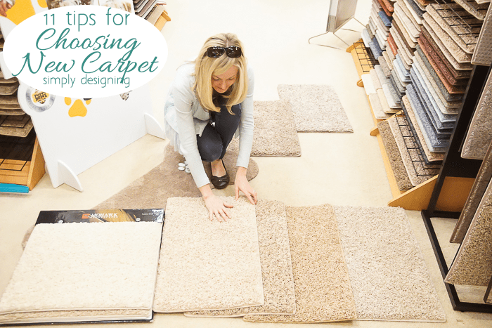 Tips for Choosing New Carpet and Pad
