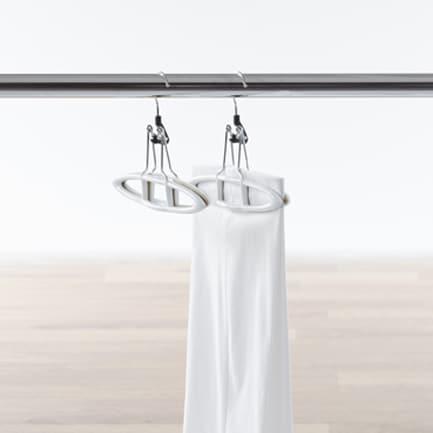 non-slip pant hangers