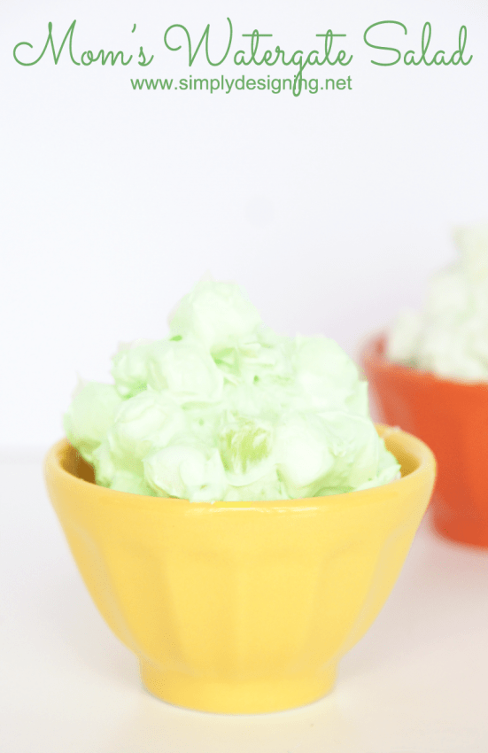 Moms Watergate Salad