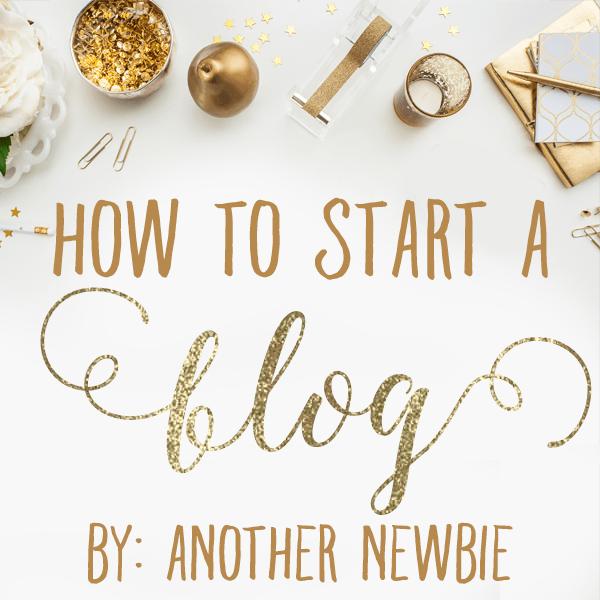 StartingABlog