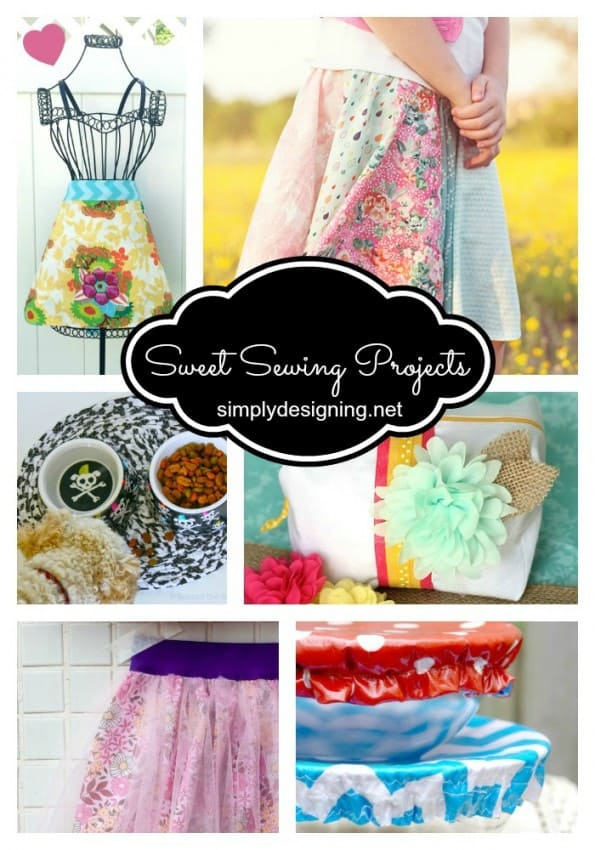 Sweet Sewing Projects