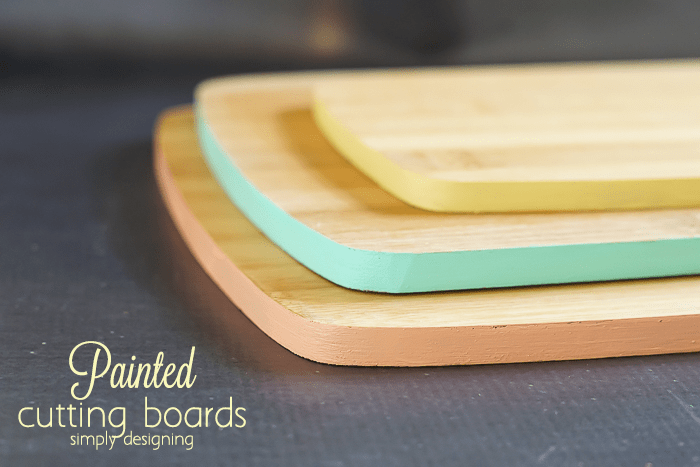 Painted Cutting Boards