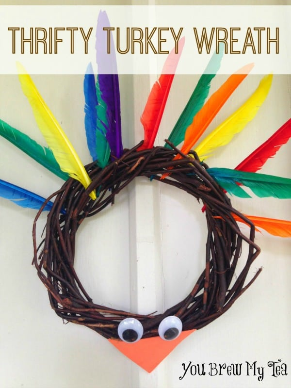 Thrifty-Turkey-Wreath