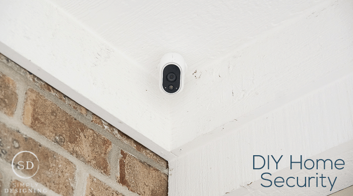 DIY Home Security System