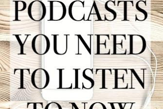 Top 8 Podcasts You Need To Listen To Now
