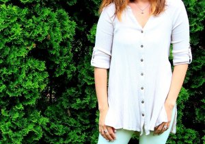 The Perfect Neutral Tunic