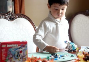 4 Year Old Milestones: Independent & Imaginative Play with LEGO Juniors