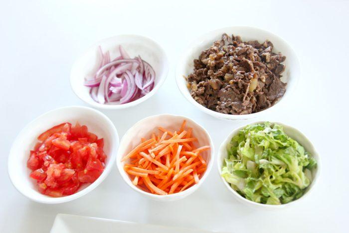 ingredients for bulgogi