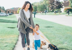 Postpartum Fitness Tips From a Third Time Mom