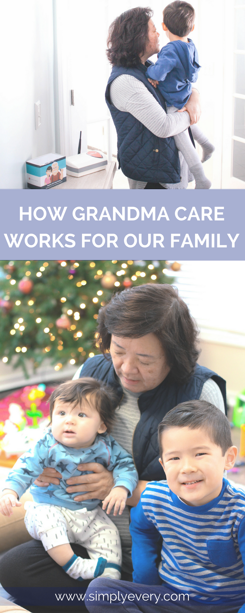 How Grandma Care Works For Our Family