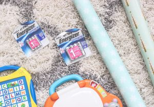 Holiday Gift Tips from a Mom of Three