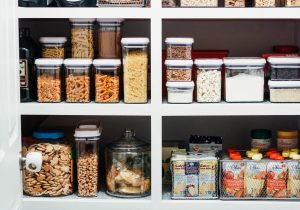 Simple & Easy Kitchen & Pantry Organization Ideas