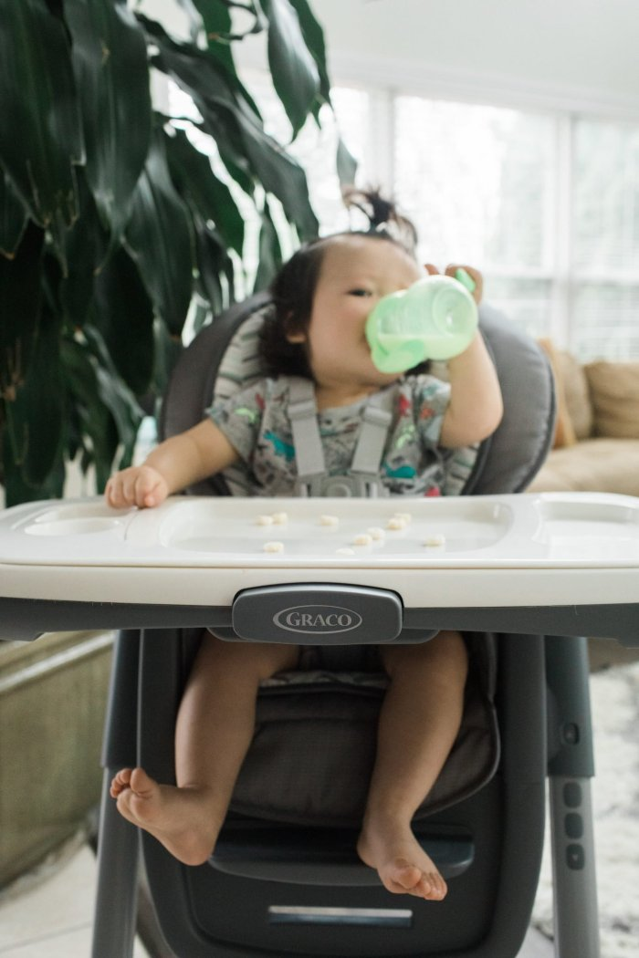 Graco the best high chair