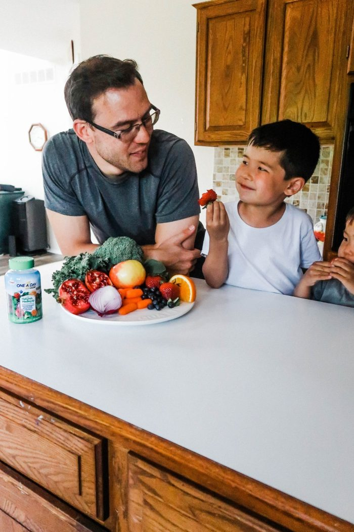 proper nutrition for active lifestyle family