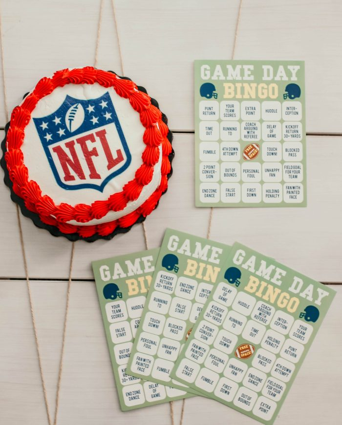 Family Friendly Football Party Ideas