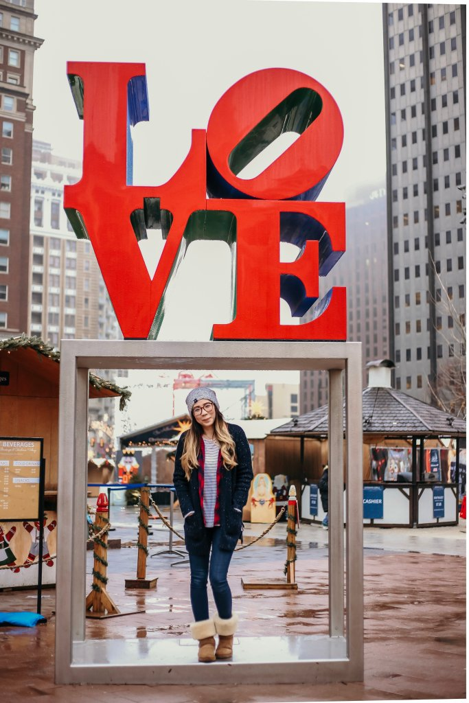 LOVE Park - Downtown Philly