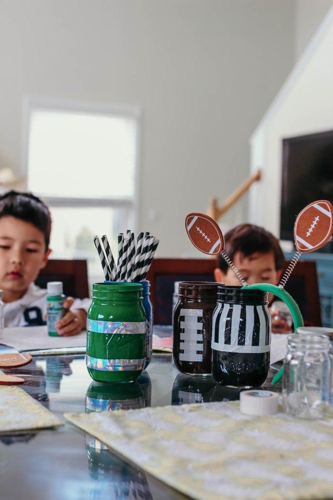 Super Bowl Craft