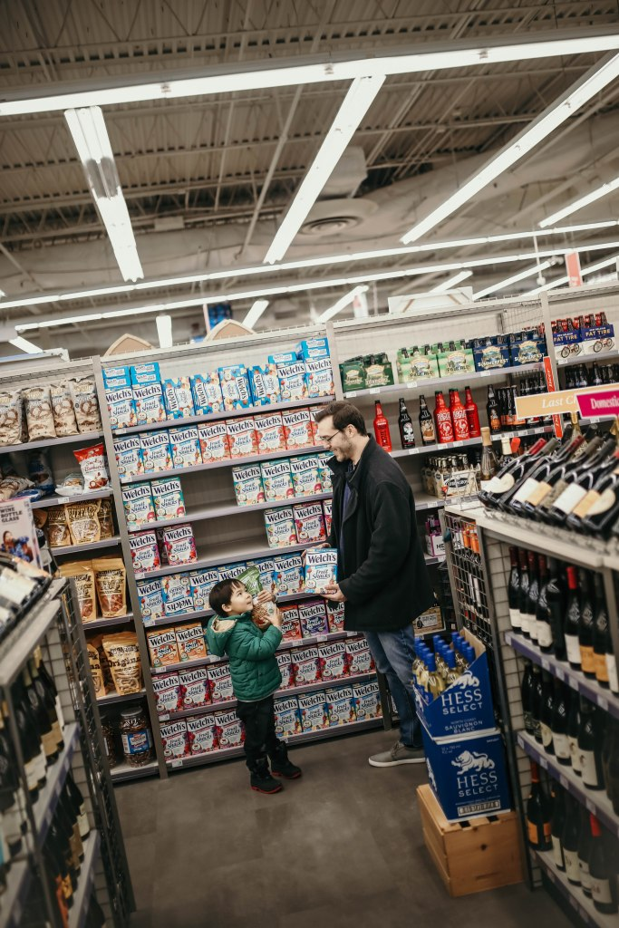 Bed Bath & Beyond & Food and Drink