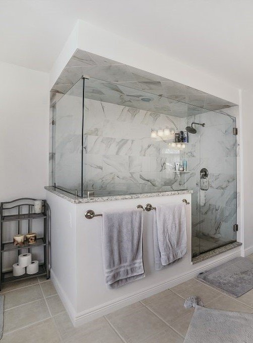 Our Master Bathroom Renovation by Simply Every