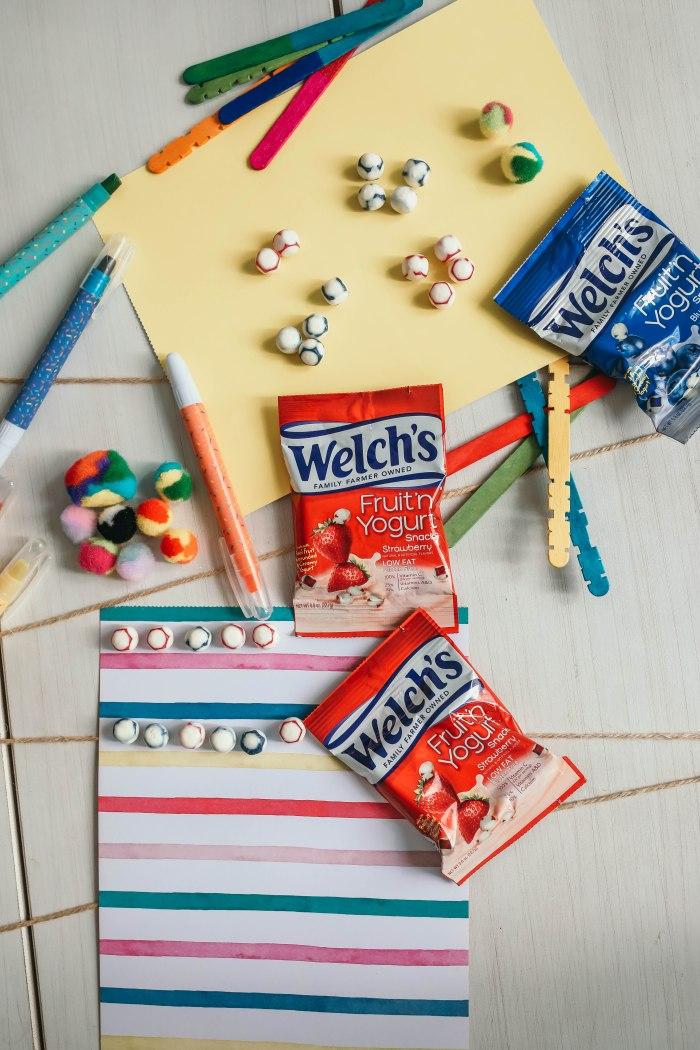 Welch's® Fruit Snacks.