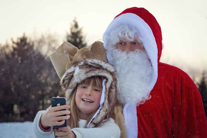How To Contact Santa Claus Video Call Facetime
