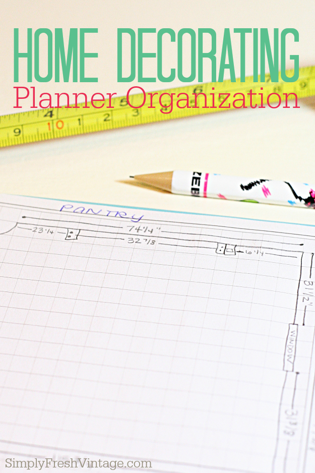 Home Decor Planner - Home Design