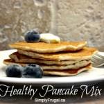 March Mixes – Healthy Whole Grain Pancake Mix