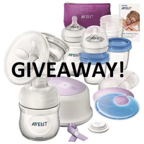Best Buy's Baby Event Sale: Enter to Win an Electric Breast Pump Set!