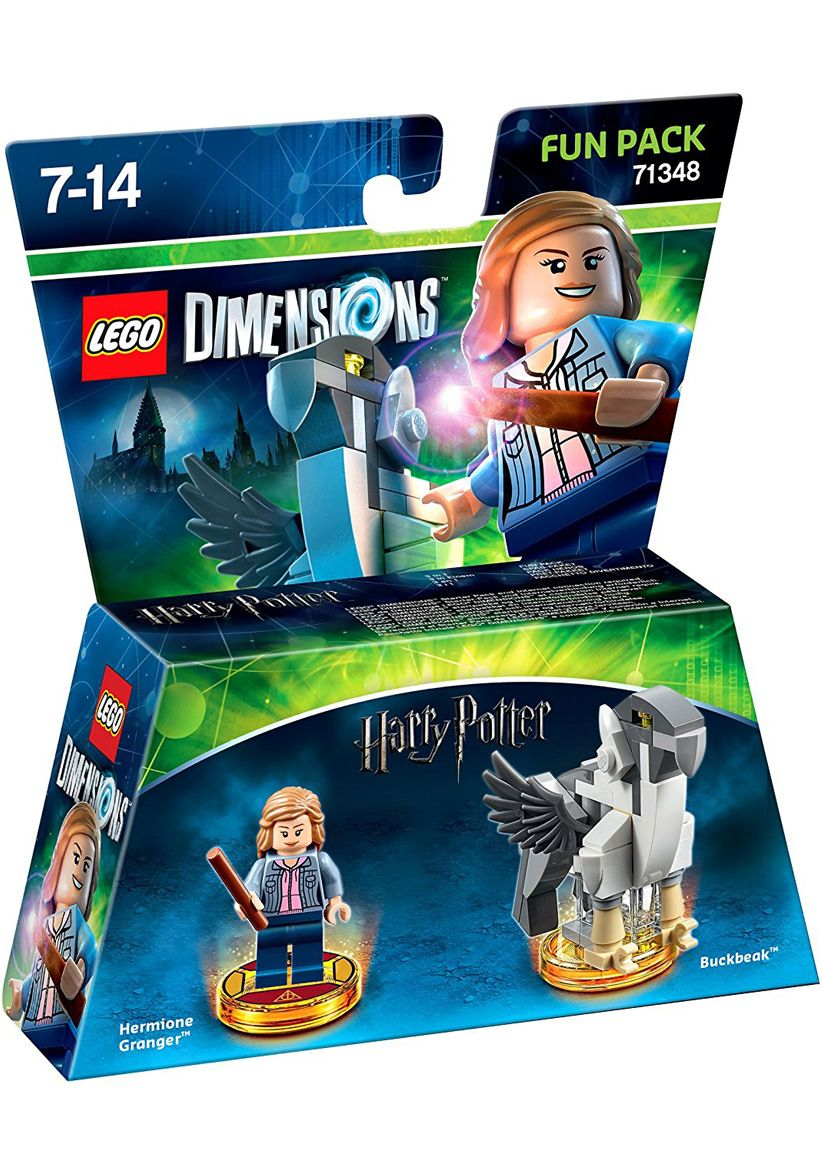 Lego Dimensions Harry Potter Fun Pack On PS4 SimplyGames