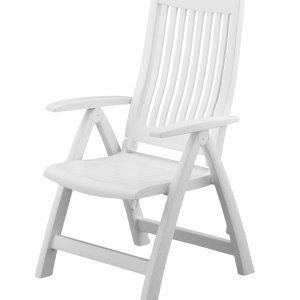 Kettler Roma Resin High Back Chair