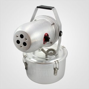 SILVER BULLET ULV NON-THERMAL COLD FOGGER TRIPLE JET PEST MOLD MOSQUITO FOGGER