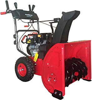 PowerSmart DB72024PA 2-Stage Gas Snow Blower