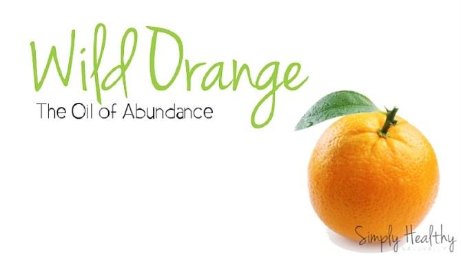 Wild Orange :: The Oil of Abundance