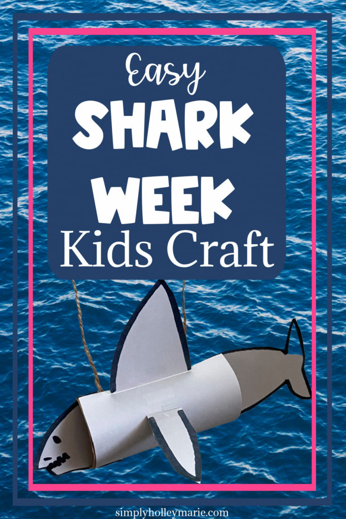 Shark Craft with water